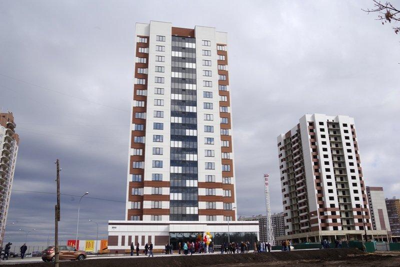 В России построен первый дом по схеме с эскроу счетом