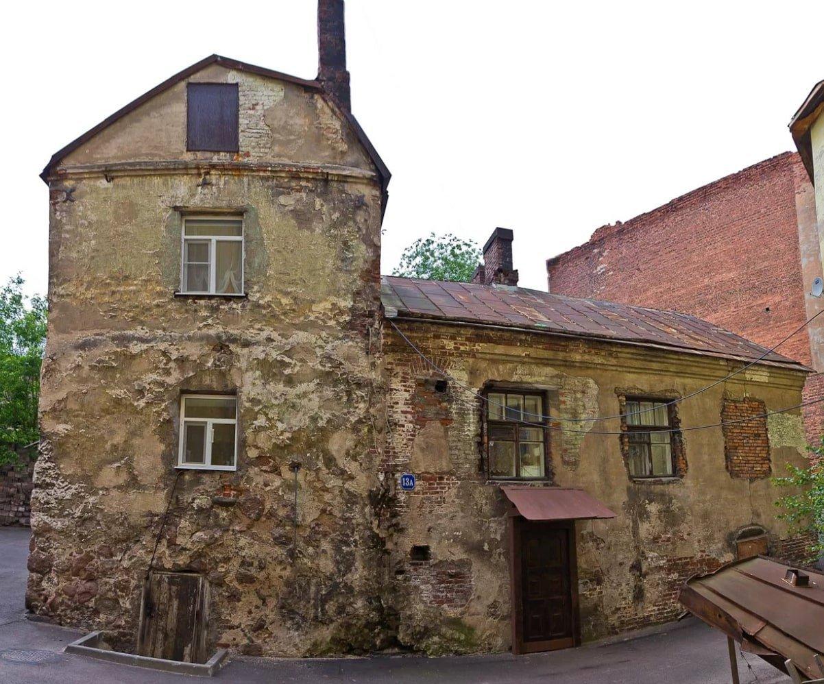 На продажу выставлен средневековый жилой дом XVI века