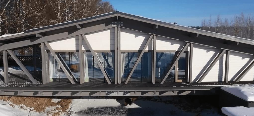 дом-мост