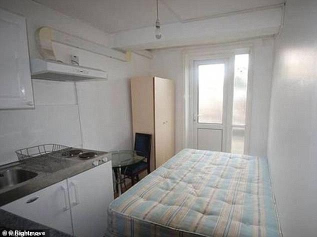 Квартиры в Лондоне меньше парковочного места