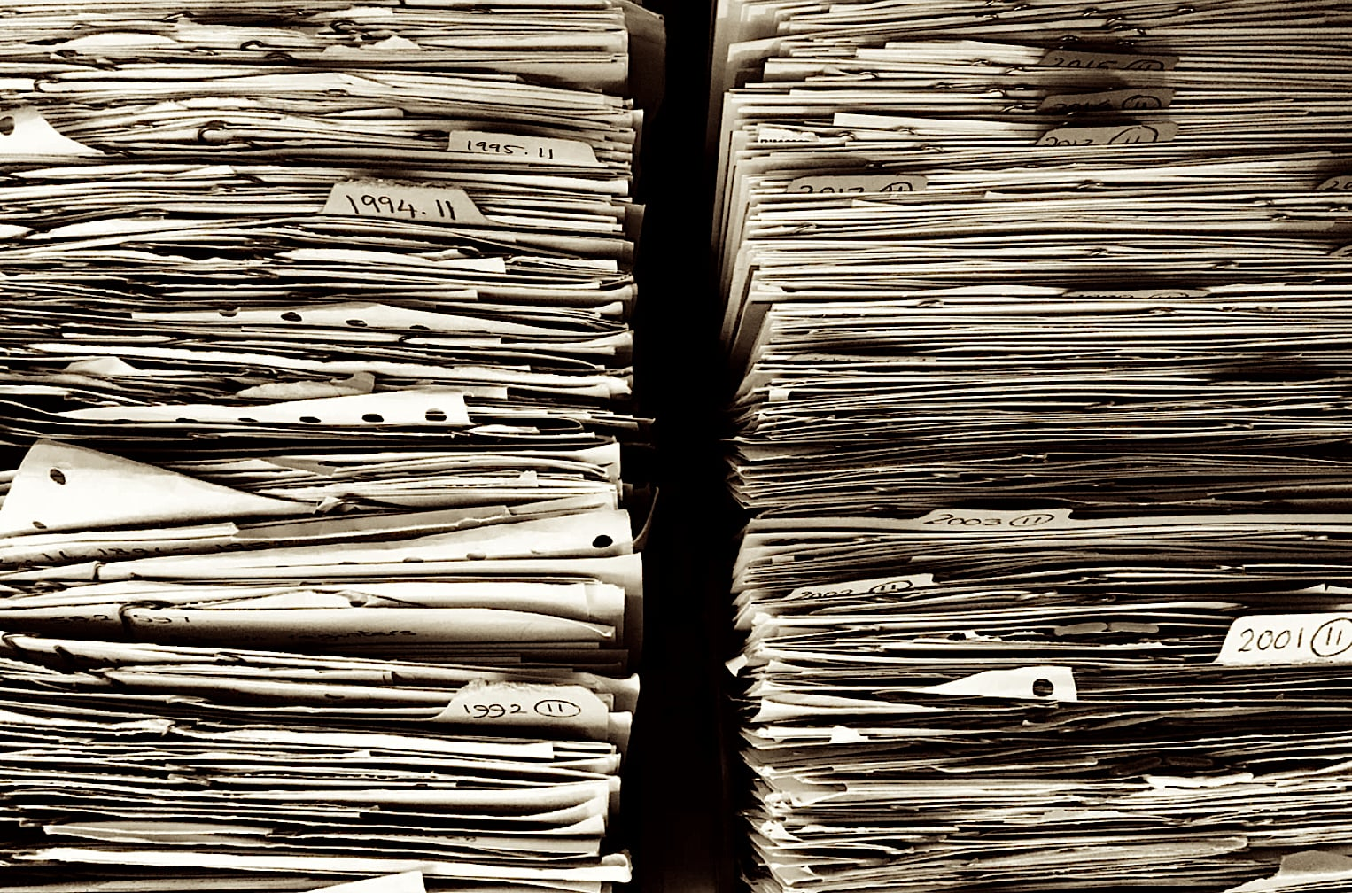 восстановить документы
