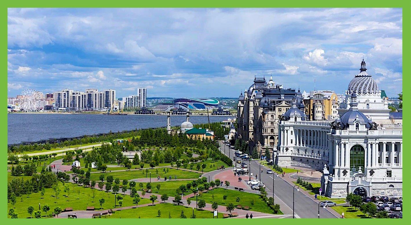 Лучшим для жизни городом России названа Казань