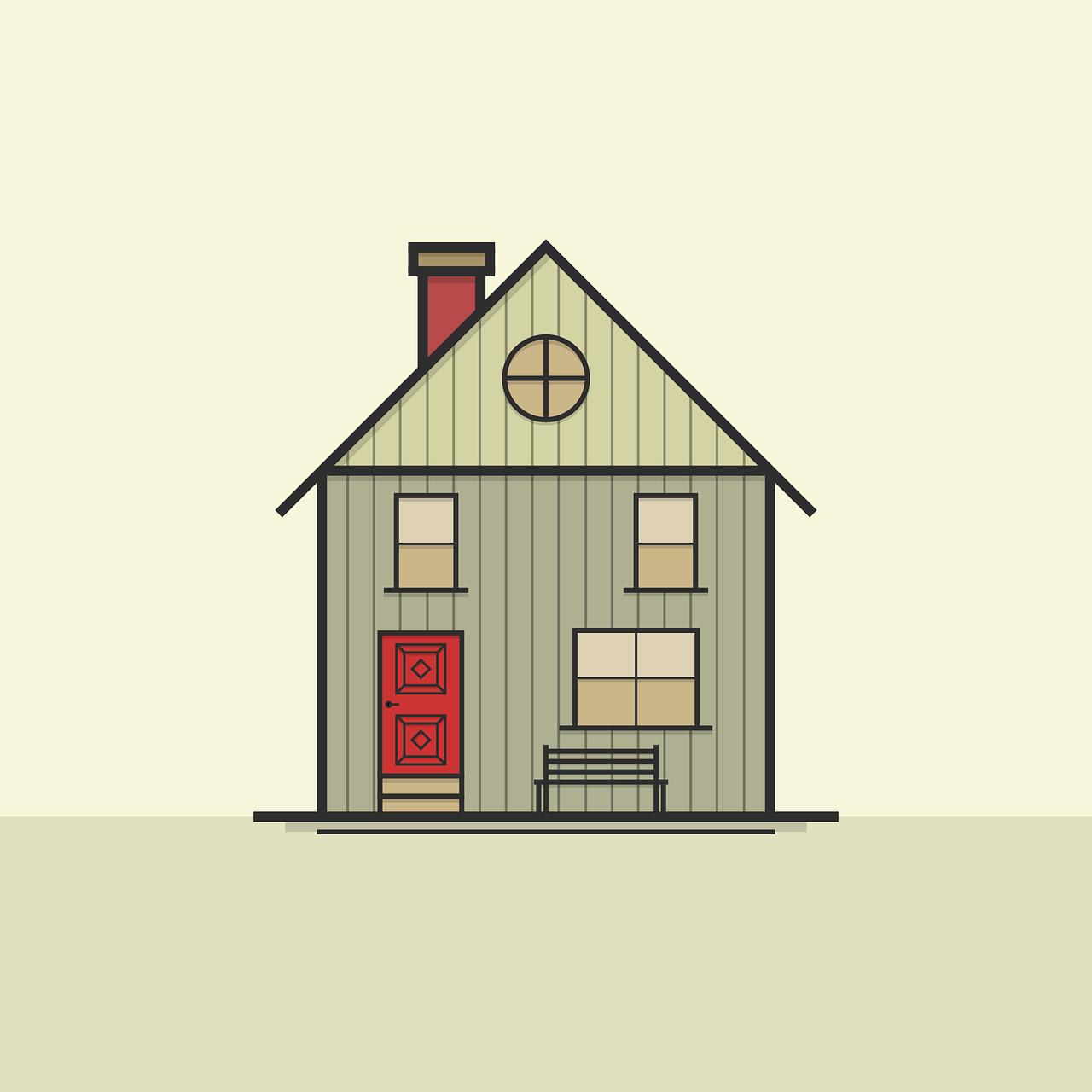 этажи частного дома